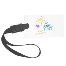 Happy Independence! Luggage Tag