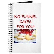 funnel cakes Journal