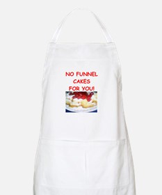 funnel cakes Apron