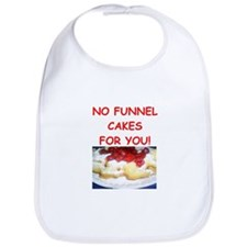 funnel cakes Bib
