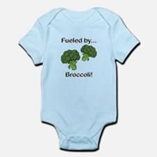 Fueled by Broccoli Infant Bodysuit