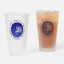 ISA: Shabak (Shin Bet) Drinking Glass