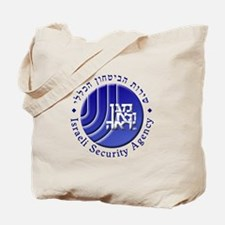 ISA: Shabak (Shin Bet) Tote Bag