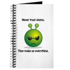 Punny Alien Atoms Journal