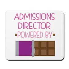 Administrator powered by chocolate Mousepad