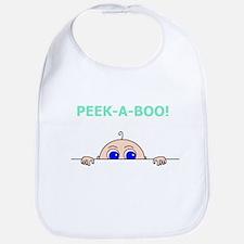 PEEK A BOO! Bib