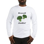 Broccoli Junkie Long Sleeve T-Shirt