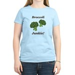 Broccoli Junkie Women's Light T-Shirt