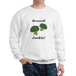 Broccoli Junkie Sweatshirt