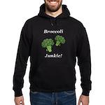Broccoli Junkie Hoodie (dark)