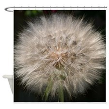 Weed Seeds Shower Curtain