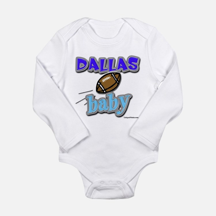 Dallas Cowboy Toddler Baby Clothes & Gifts