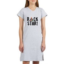 Rack Star Women's Nightshirt