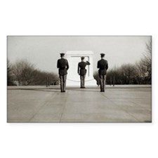 Tomb of the Unknown Soldier Ap Decal