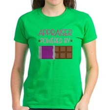 Appraiser powered by chocolat Tee