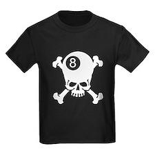 Billiards on the Brain T-Shirt