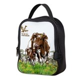 Animals cow Lunch Bags