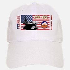 CV-63 USS Kitty Hawk Baseball Baseball Cap