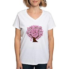 breast cancer pink ribbon t Shirt
