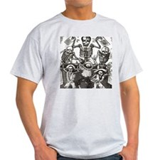 Calaveras Hubub - Posada T-Shirt
