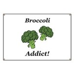 Broccoli Addict Banner