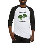 Broccoli Addict Baseball Jersey