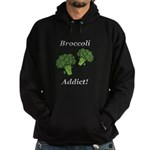 Broccoli Addict Hoodie (dark)