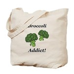 Broccoli Addict Tote Bag