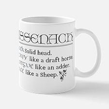Cute Clan fraser Mug
