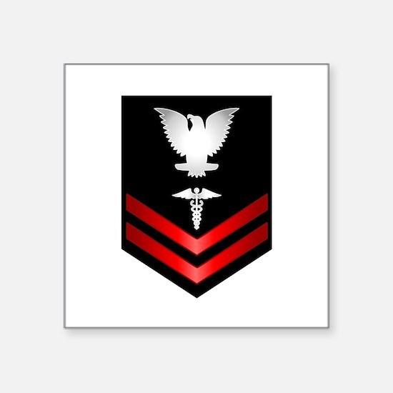 navy_e5_corpsman Sticker