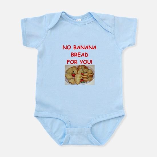 banana bread Body Suit