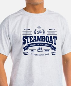 Steamboat Vintage T-Shirt