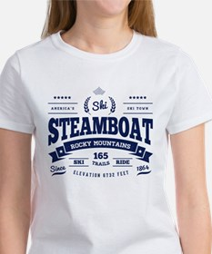 Steamboat Vintage Women's T-Shirt