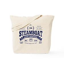 Steamboat Vintage Tote Bag