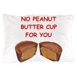 Reeses peanut butter cup Pillow Cases