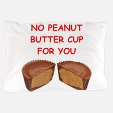 peanut butter cup Pillow Case