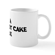 BLACK FOREST CAKE attitude Mug