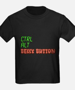 CTRL-ALT-BELLY BUTTON T-Shirt