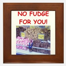fudge Framed Tile