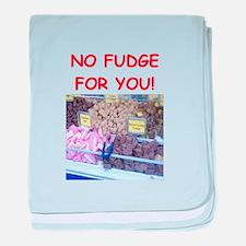 fudge baby blanket