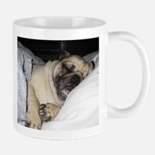 Sleepy Pug Mugs