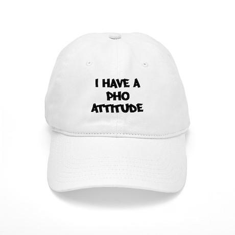 PHO attitude Cap