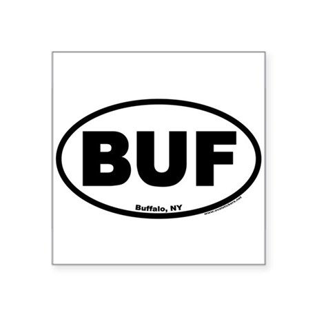 BUF Sticker