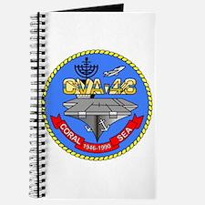 USS Coral Sea CVA-43 Journal