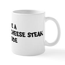 PHILADELPHIA CHEESE STEAK att Mug