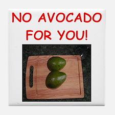 avocado Tile Coaster