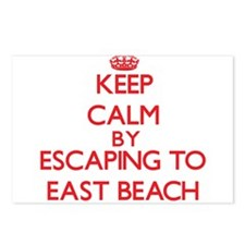 Keep calm by escaping to East Beach California Pos