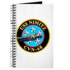 USS Nimitz CVN-68 Journal
