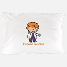 Future Doctor Pillow Case