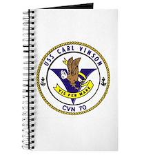 USS Carl Vinson CVN-70 Journal